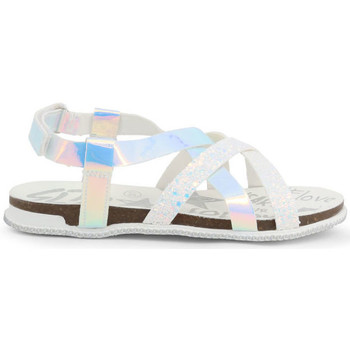 Schoenen Kinderen Sandalen / Open schoenen Shone - l6133-032 Wit