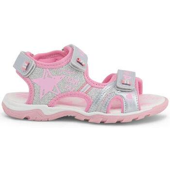 Schoenen Kinderen Sandalen / Open schoenen Shone - 6015-025 Grijs