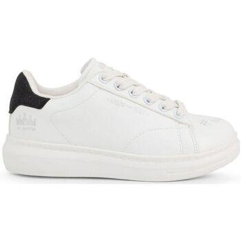 Schoenen Kinderen Lage sneakers Shone - 1512-102 Wit