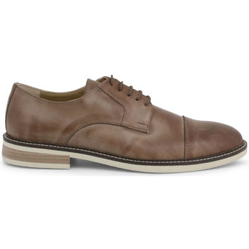 Schoenen Heren Mocassins Madrid - 605_pelle Bruin