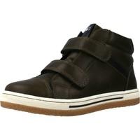 Schoenen Jongens Laarzen Mod'8 HAUT SYNTHE Groen