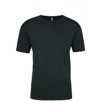 Textiel T-shirts korte mouwen Next Level NX3600 Bosgroen