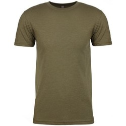 Textiel Heren T-shirts korte mouwen Next Level NX6210 Militair Groen