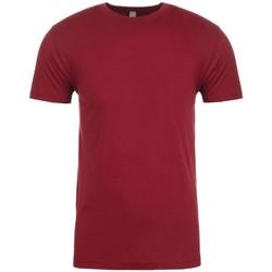 Textiel T-shirts korte mouwen Next Level NX3600 Kardinaal Rood