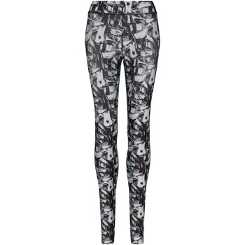 Textiel Dames Leggings Awdis JC077 Monochrome waanzin