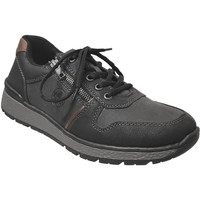 Schoenen Heren Lage sneakers Rieker B9001 Zwart