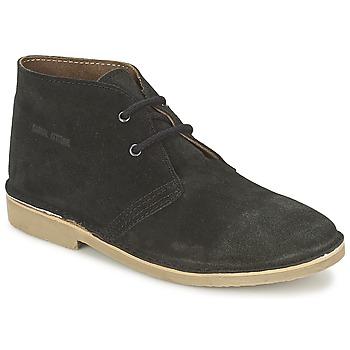 Schoenen Heren Laarzen Casual Attitude IXIFU Zwart