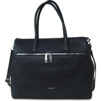 Tassen Dames Computertassen Gigi Fratelli Leren Laptoptas 15 inch Romance Business ROM8006 Blauw