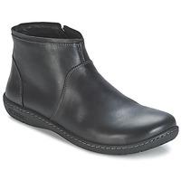 Schoenen Dames Laarzen Birkenstock BENNINGTON Zwart