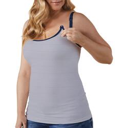 Textiel Dames Mouwloze tops Bravado 31007 BA FDST Wit