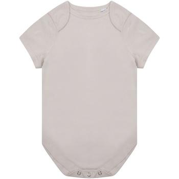 Textiel Kinderen Jumpsuites / Tuinbroeken Larkwood LW655 Natuurlijk