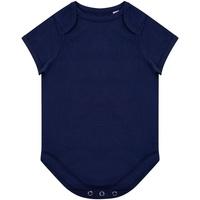 Textiel Kinderen Jumpsuites / Tuinbroeken Larkwood LW655 Marine
