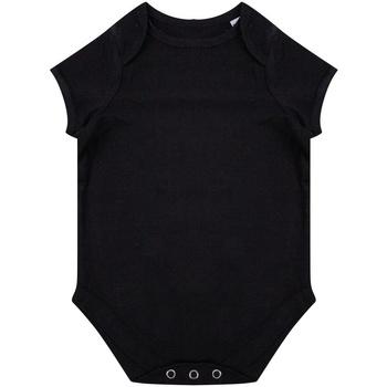 Textiel Kinderen Jumpsuites / Tuinbroeken Larkwood LW655 Zwart