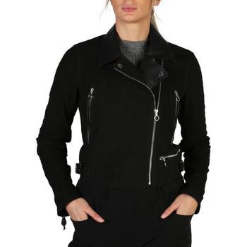 Textiel Dames Wind jackets Guess - w84l56 Zwart