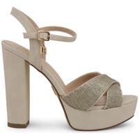 Schoenen Dames Sandalen / Open schoenen Laura Biagiotti - 6118 Bruin