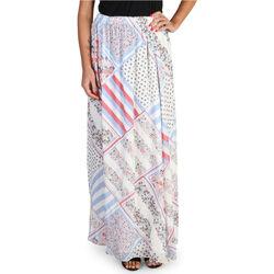 Textiel Dames Rokken Tommy Hilfiger - ww0ww18337 Wit