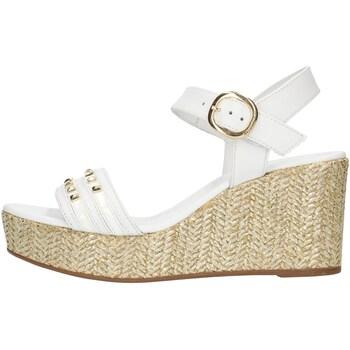 Schoenen Dames Sandalen / Open schoenen Nero Giardini E012400D White