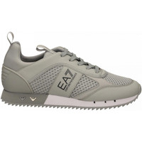 Schoenen Heren Lage sneakers Emporio Armani EA7 TRAINING grey