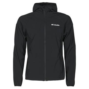 Textiel Heren Wind jackets Columbia HEATHER CANYON JACKET Zwart