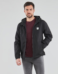 Textiel Heren Wind jackets Element ALDER LIGHT Zwart