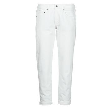 Textiel Dames Boyfriend jeans G-Star Raw KATE BOYFRIEND WMN Wit