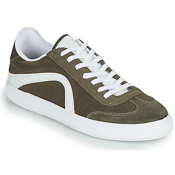 Schoenen Heren Lage sneakers André POLO 2 Kaki