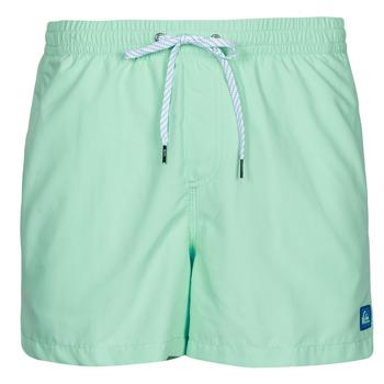 Textiel Heren Zwembroeken/ Zwemshorts Quiksilver EVERYDAY VOLLEY 15 Turquoize