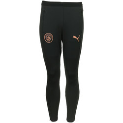 Textiel Heren Leggings Puma MCFC Training Pants Zwart