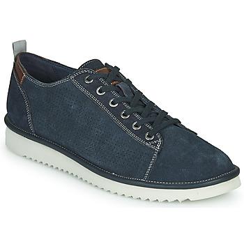 Schoenen Heren Lage sneakers Geox U DAYAN Blauw