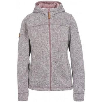 Textiel Dames Fleece Trespass  Grijs/Roze