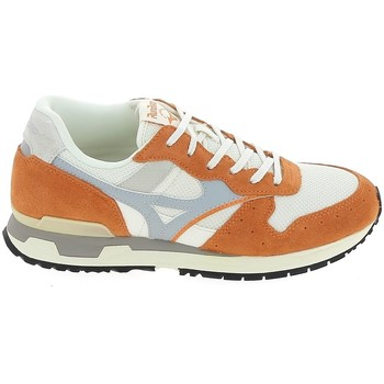 Schoenen Heren Lage sneakers Mizuno GV87 Blanc Orange Wit