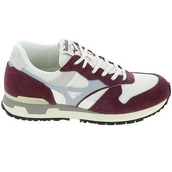 Schoenen Lage sneakers Mizuno GV87 Blanc Prune Wit