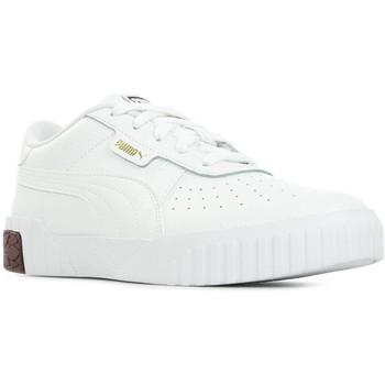 Schoenen Meisjes Lage sneakers Puma Cali PS Wit