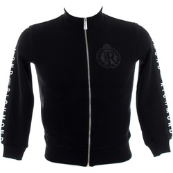 Textiel Jongens Sweaters / Sweatshirts Richmond Kids RBA20123FE Black