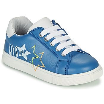 Schoenen Jongens Lage sneakers GBB KARAKO Blauw