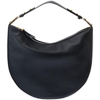 Tassen Dames Handtassen kort hengsel Coccinelle 001 GRAINY LEA NERO Nero