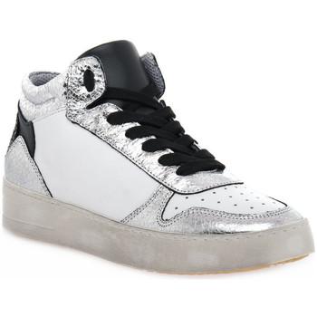 Schoenen Dames Hoge sneakers At Go GO DUCK ARGENTO Grigio