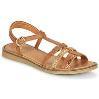 Schoenen Meisjes Sandalen / Open schoenen GBB OLALA Bruin