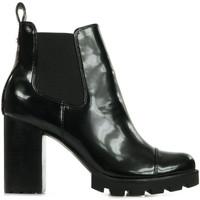 Schoenen Dames Laarzen Guess Rezal Zwart