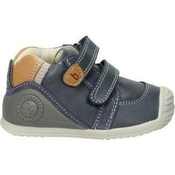 Schoenen Kinderen Laarzen Biomecanics ZAPATOS  201120 A NIÑO AZUL Bleu