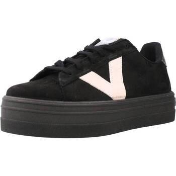 Schoenen Dames Lage sneakers Victoria 1092131V Zwart