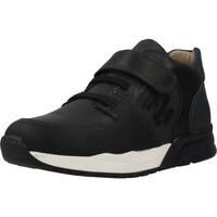 Schoenen Jongens Hoge sneakers Garvalin 201420 Blauw