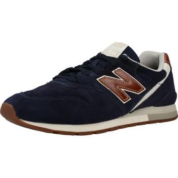 Schoenen Heren Lage sneakers New Balance CM996 BA Blauw