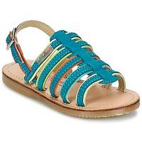 Schoenen Dames Sandalen / Open schoenen Les Tropéziennes par M Belarbi MISS Blauw