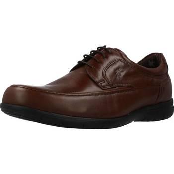 Schoenen Heren Derby & Klassiek Fluchos LUCA Bruin