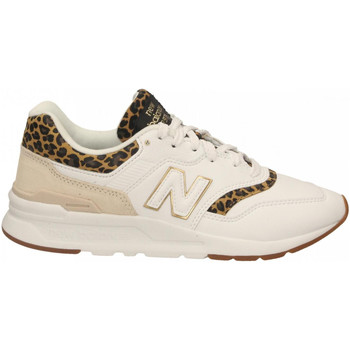 Schoenen Dames Lage sneakers New Balance NB LIFESTYLE white-leopard