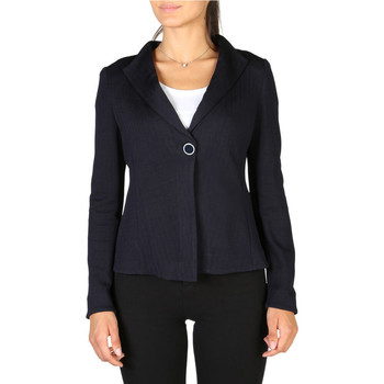 Textiel Dames Jasjes / Blazers Armani - 3z2g6n2jaaz Blauw