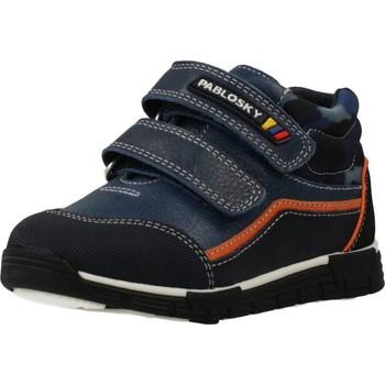 Schoenen Jongens Laarzen Pablosky 088703 Blauw