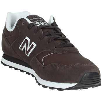 Schoenen Heren Lage sneakers New Balance ML393LB1 Brown