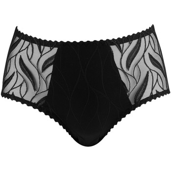 Ondergoed Dames Slips Louisa Bracq 477-50 NR0 Zwart